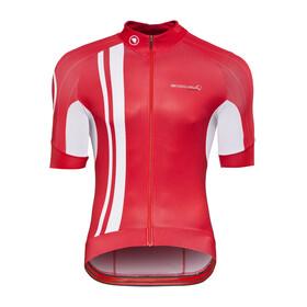 Endura FS260 Pro SL II Kortärmad cykeltröja Herr röd